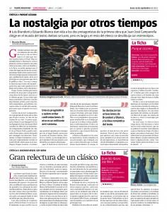 21. Tiempo Argentina - Querido Ibsen, soy Nora - 16-09-2013