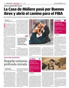 22. Tiempo Argentina - Perro un cuento rural - 30-09-2013