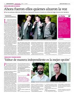 33. Tiempo Argentina - Sres&Sres del musical - 29-05-2014