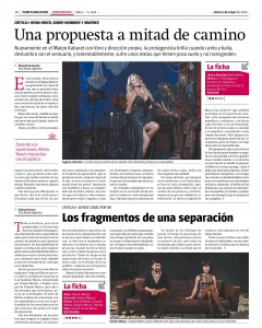 32. Tiempo Argentina - Reina Reech - 05-05-2014