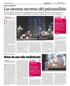 36. Tiempo Argentina - La señora Klein - 23-06-2014